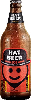 Hat Beer Red Ale Joe!