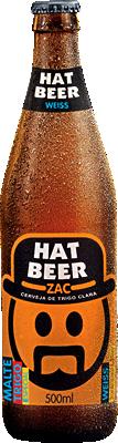 Hat Beer Weiss Zac!