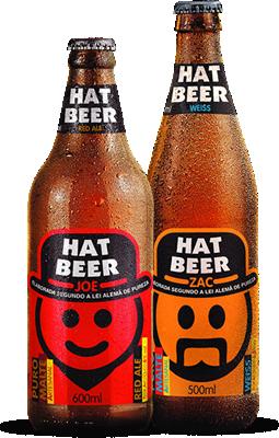 Hat Beer - Uma Cerveja de tirar o chapéu!